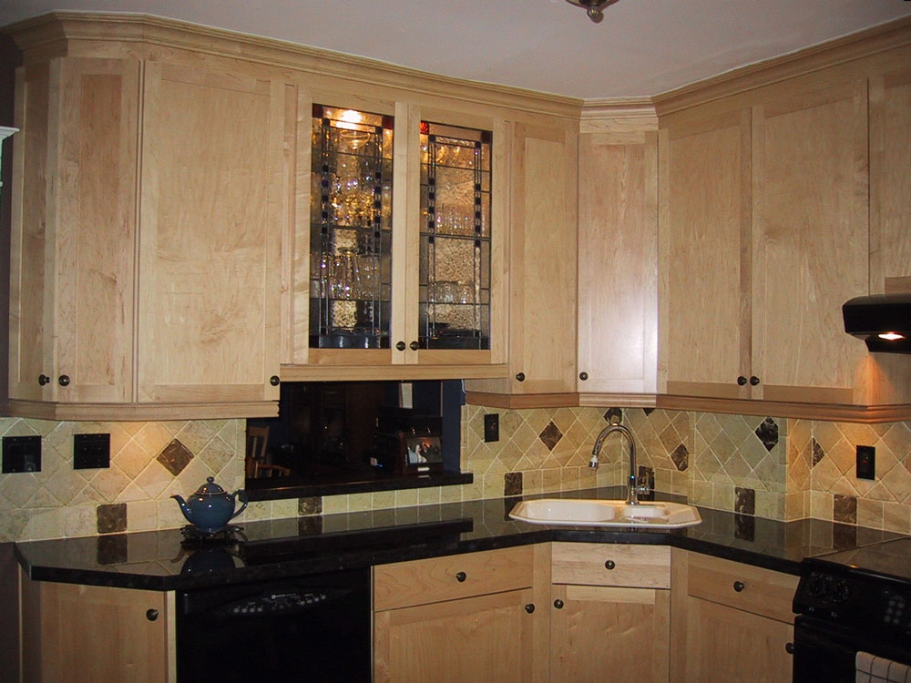 New kitchen renovation.